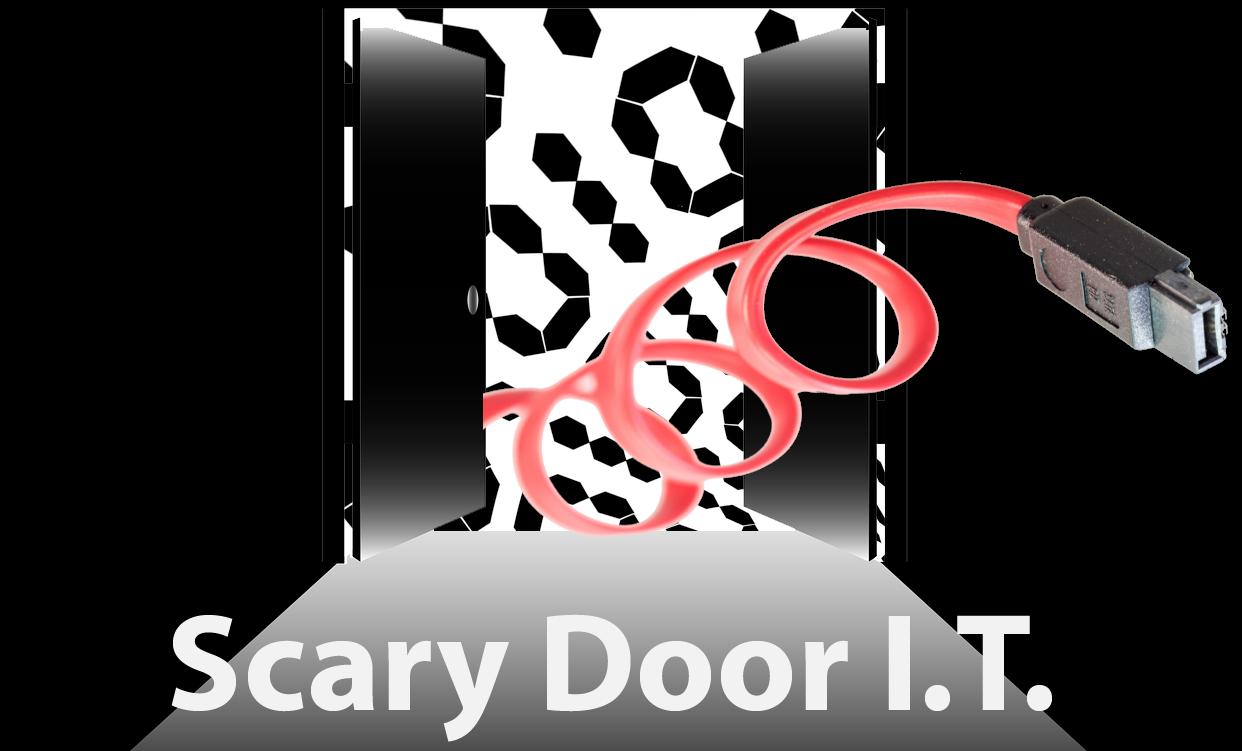 Scary Door I.T